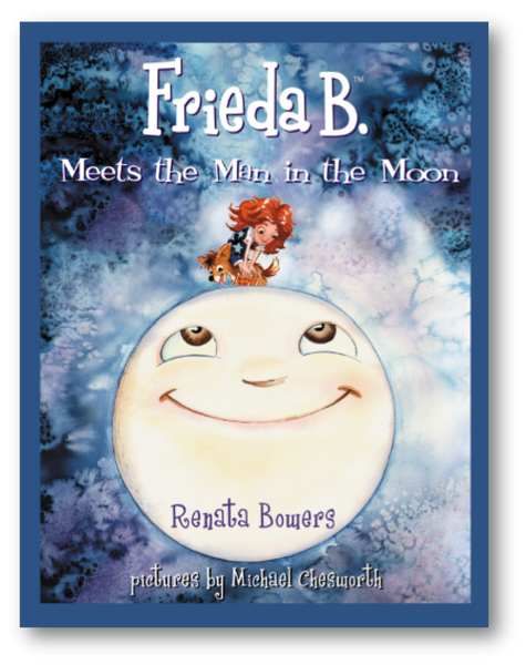 Frieda B. Meets the Man in the Moon (PowerPoint)