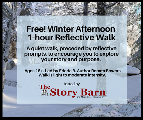 Winter Walk: Noon-1pm