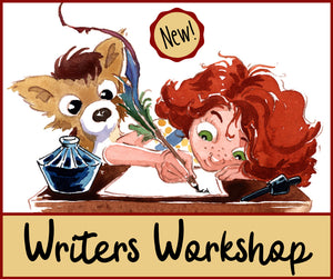 "New! Writers Workshop, ""The WHY to the Stories We Write"": 6-7:30pm"