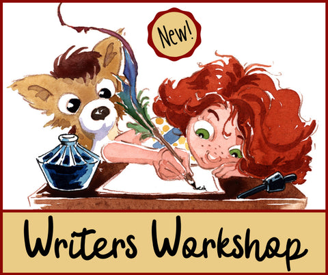 "New! Writers Workshop, ""The Story in You"": 6-7:30pm"