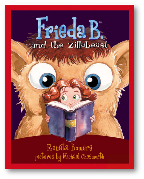 Frieda B. and the Zillabeast (PowerPoint)