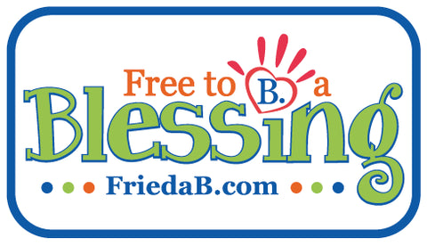 Free to B. a Blessing Patch