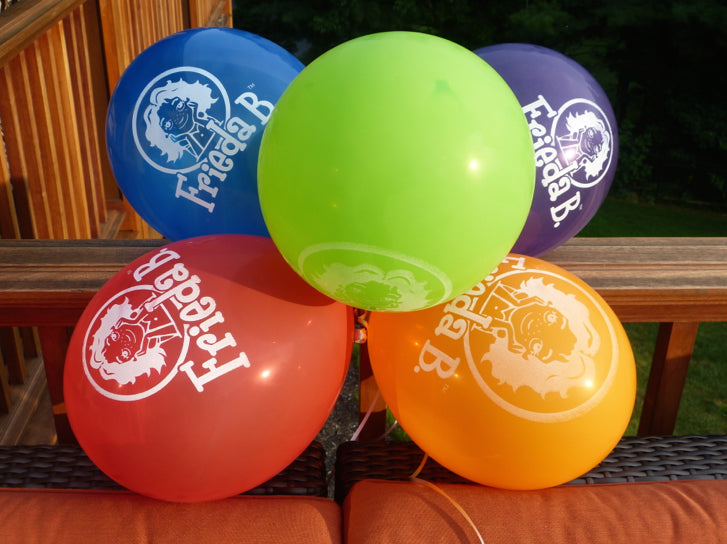 Frieda B. Balloons - Pack of 10