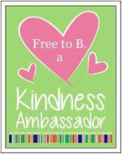 Kindness Ambassador Patch