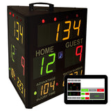 EDGE SS-3300 Three Sided Score Clock