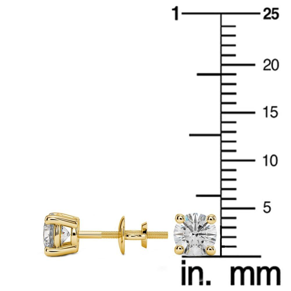 products h back line stud giacobbe g earrings diamond round gold company screw white