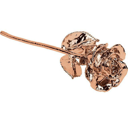 Giacobbe & Company 24K Rose Gold Rose