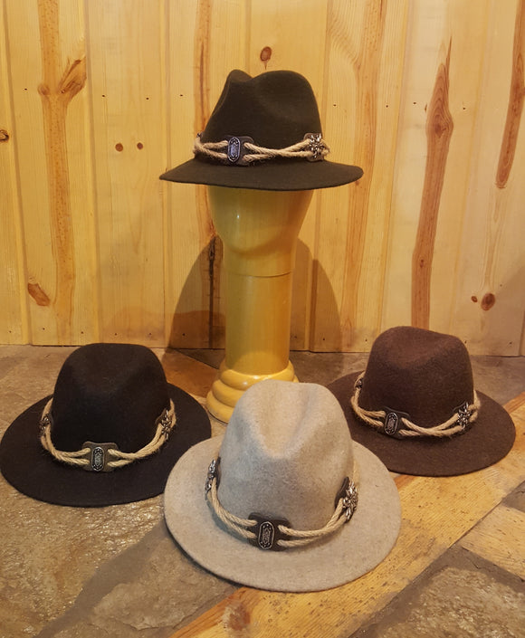 Alpen Boiled Wool Hats & Accessories