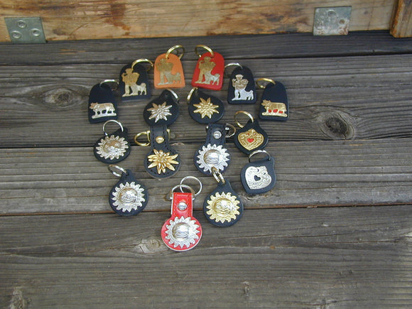 Swiss Key Rings