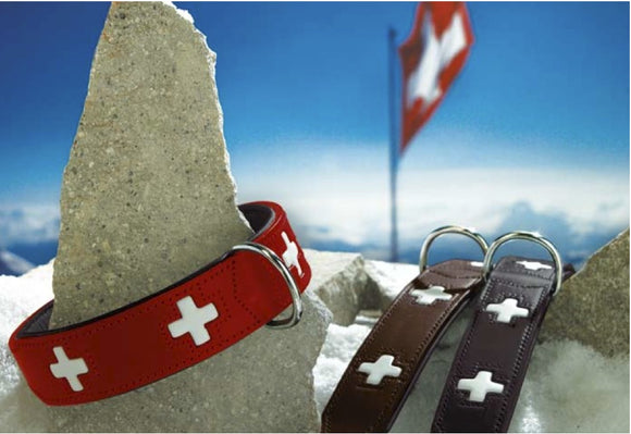 Swiss Cross Collars