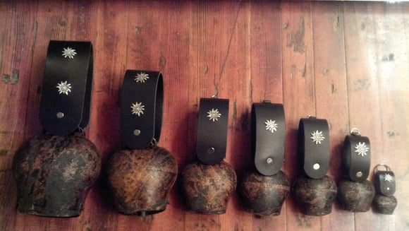 Swiss Cowbell: Rustic