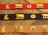 "Traditional ""Appenzeller"" Swiss Belt"
