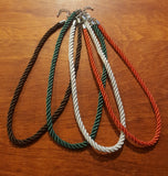 Trachten Cords for Scarf Ornaments - Made in Italy