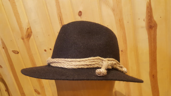 Glacier Hat w/ Cord Band