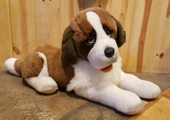 Cute 'n Cuddly St. Bernards Medium