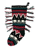 Hand Knit Old World Stockings - Clearance