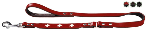 Swiss Cross Leashes