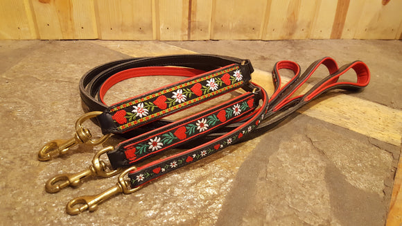 Austrian Alpine Dog Leashes