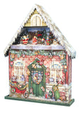 Heirloom German Musical Advent Calendar
