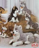 Cute 'n Cuddly Huskies