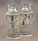 Limited Edition Traditional German Steins - SALE!