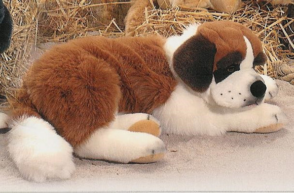 Cute 'n Cuddly St. Bernards Large, X-Large & XX-Large