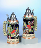 Classic German Steins