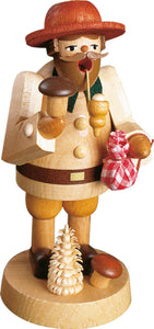 German Wooden Smokers & Nutcrackers