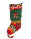 Hand Knit Old World Stockings