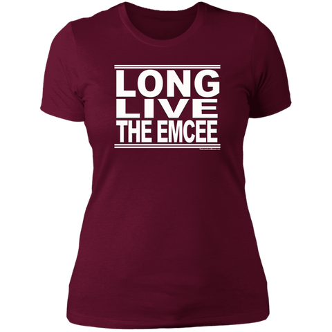 #LongLiveTheEmcee - Women's T-Shirt