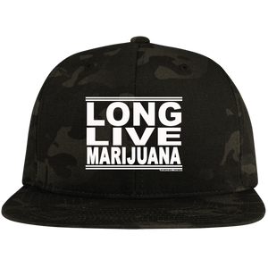 #LongLiveMarijuana - Snapback Hat