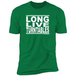 #LongLiveTurntables - Short Sleeve T-Shirt