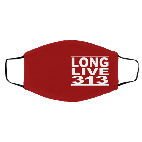 #LongLive313 - Face Mask