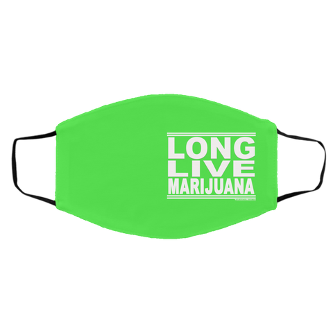 #LongLiveMarijuana - Face Mask