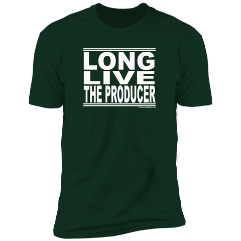 #LongLiveTheProducer - Short Sleeve T-Shirt