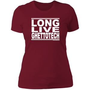 #LongLiveGhettotech - Women's T-Shirt