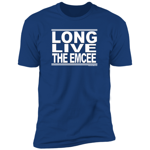 #LongLiveTheEmcee - Shortsleeve T-Shirt