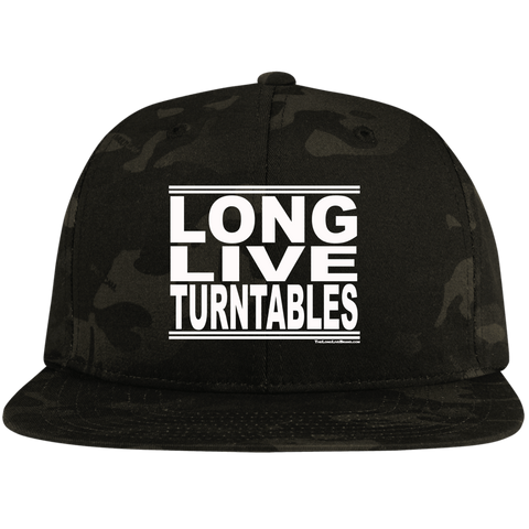 #LongLiveTurntables - Snapback Hat