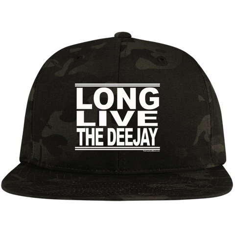 #LongLiveTheDeejay - Snapback Hat