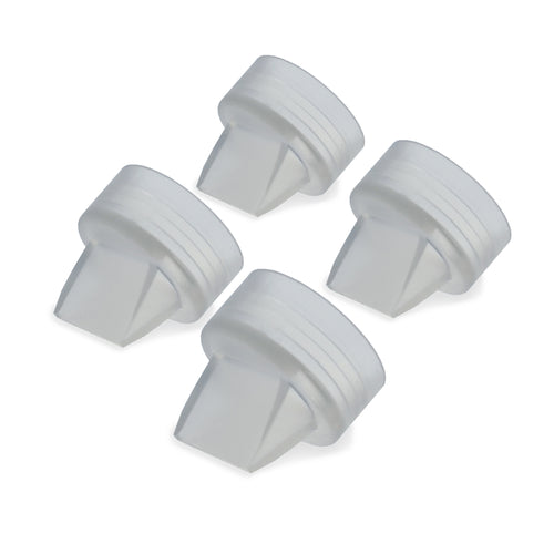 Duckbill Valve Replacements for Freemie Closed System Cups (4)