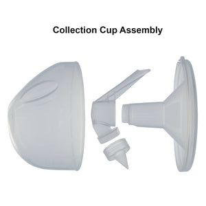 Open System Single Freemie Cup