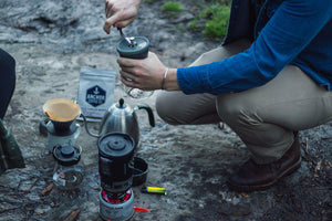 Sunrise Coffee at Price Lake