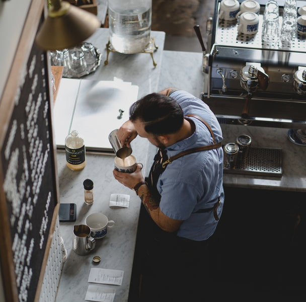 Six Things You Didn't Know About Baristas