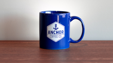 Anchor Coffee Mug with Logo