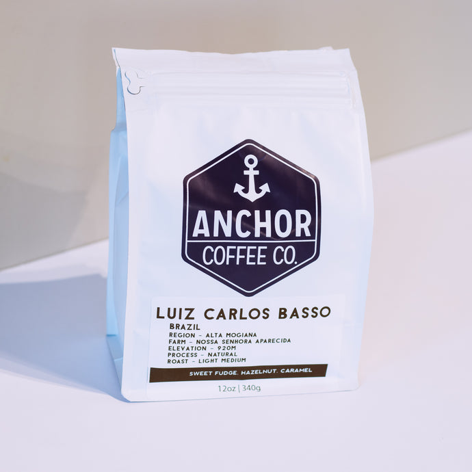 Luiz Carlos Brazil - Single Origin
