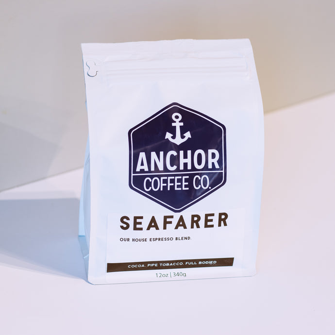 Seafarer – Espresso Blend – Medium-Dark Roast