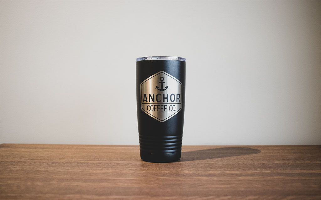 Stainless Steel Insulated Travel Tumbler