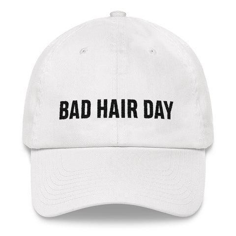 Bad Hair Day Basecap - MERCHPOP