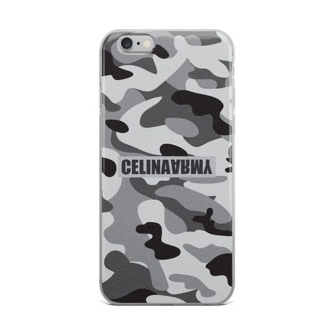 Celina Army iPhone Handyhülle - MERCHPOP