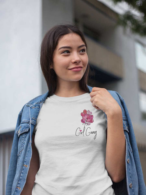 Girl Gang T-Shirt - MERCHPOP